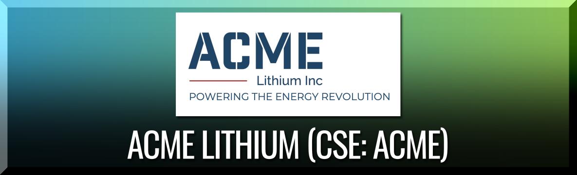 ACME Lithium