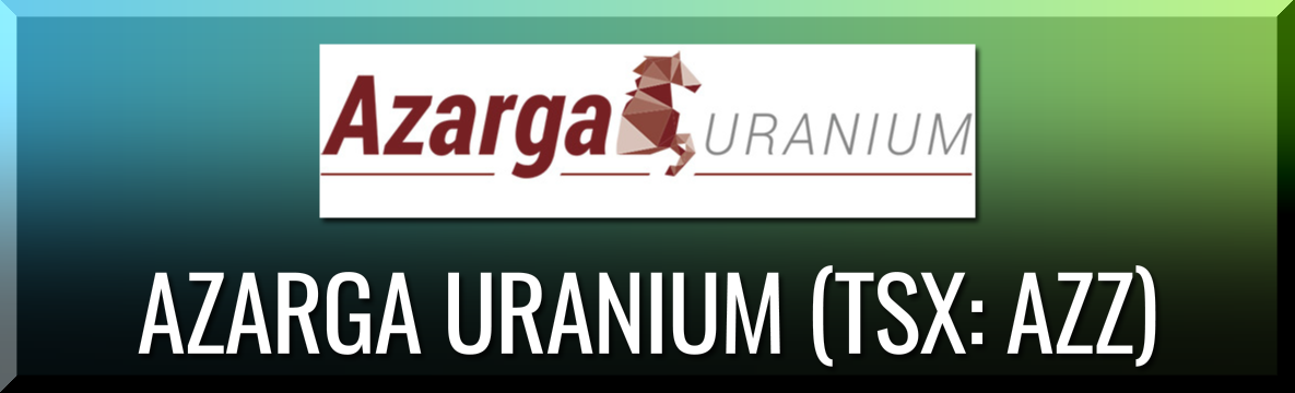Azarga Uranium