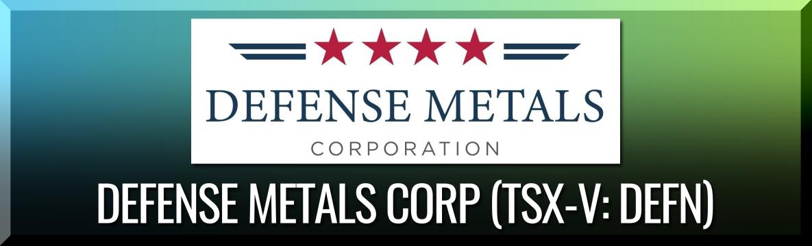 Defense Metals