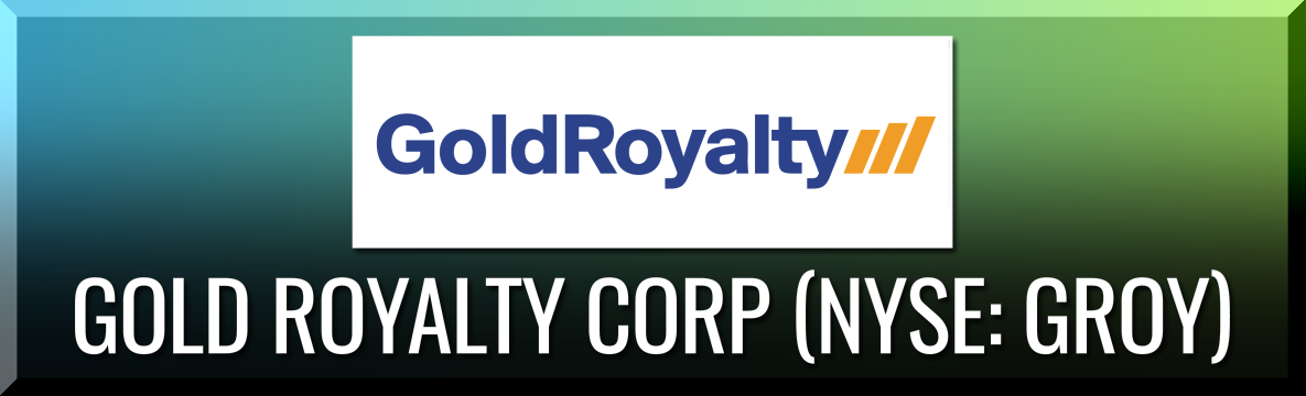 Gold Royalty Corp.