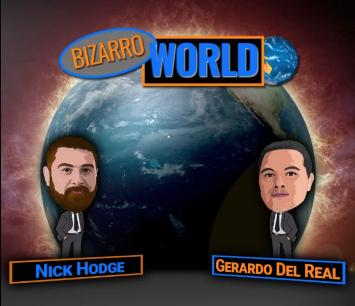 Bizarro World Podcast